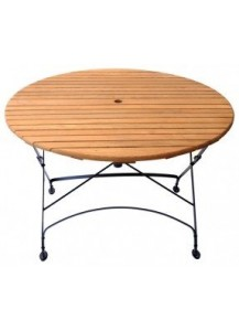 Patio Table wood (seats 6)