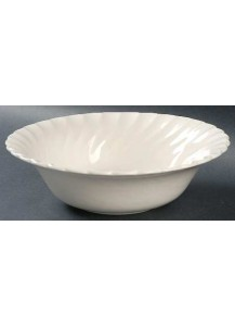Chelesa Vegetable Bowls (L. White)