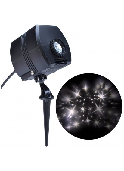 LED Projection Spot Light - White