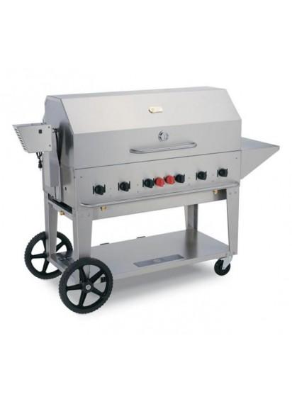 2' x 4' Propane BBQ w/- Lid