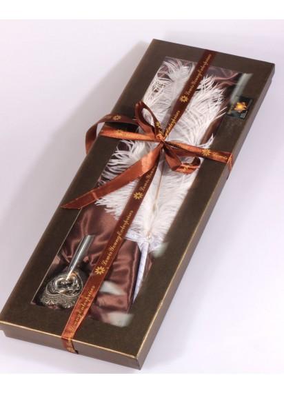 Wedding Feather Pen