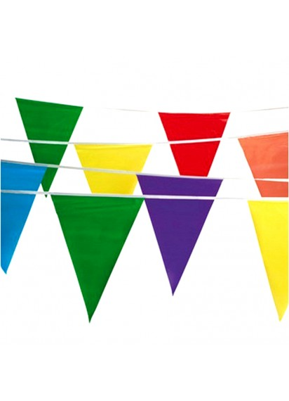 Pennant Banner - Multicolor
