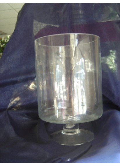 12'' Large Hurricane Vase