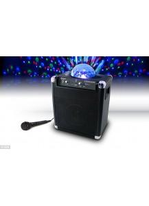 P.A. System w/- Disco Light/plus karaoke