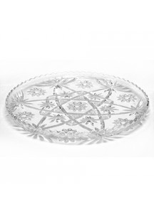 12 Glass Platter