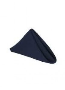 Dinner Napkin - Navy Blue