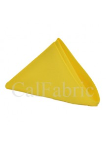 Dinner Napkin - Yellow