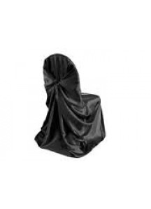 Chair Cover Universal Black