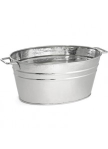 Ice/Beer Tub - Stainless Steel