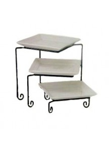 3 Tier Buffet Server (Sq)