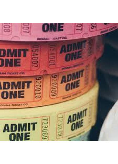 Assort. Raffle/Admission Tickets