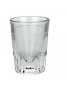 2 oz Lined shot Glass