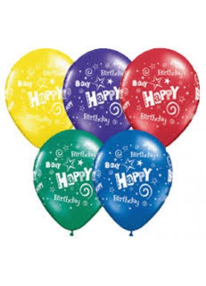 Printed Birthday/Anniversary Balloons