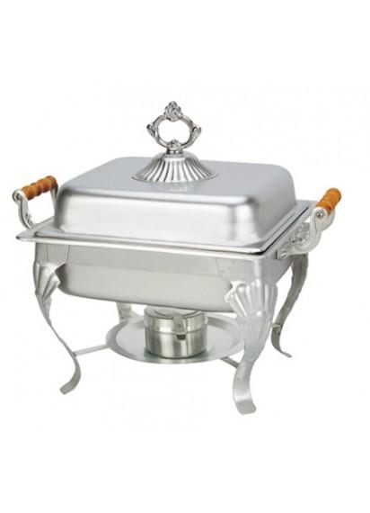3 qt. Fancy Chafing Dish (square)