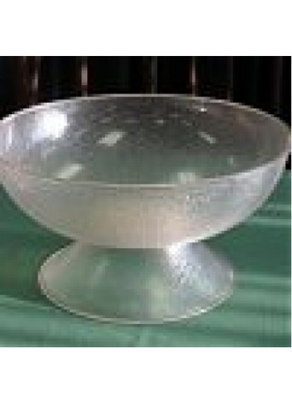 5 Gal. Punchbowl Pedestal Plastic