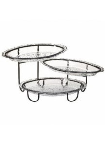 3 Tier Buffet Server (plastic)