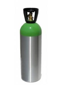 55 Cu Ft Helium Tank