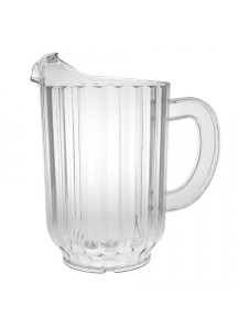 60 oz. Water Pitchers - Plastic