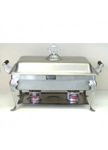 7 qt. Fancy Chafing Dish (rectangular)