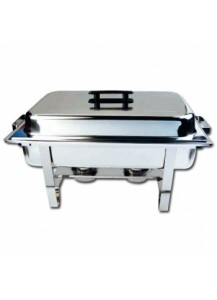 7 qt. Chafing Dishes (no inserts)