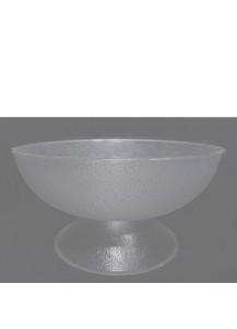 8 Gal. Punchbowl pedestal plastic