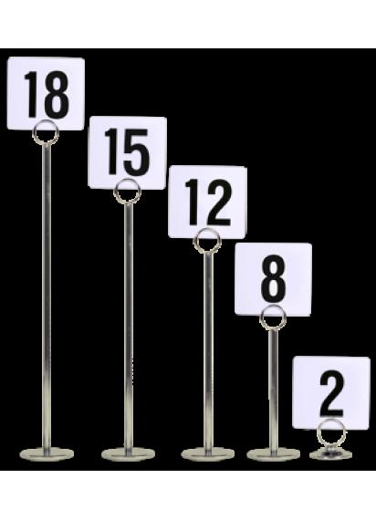 """Table Number/ Sign Holder 12"""""""