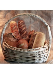 Large Bun Basket (wicker)