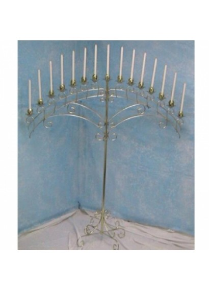 15 Candle Holder (arch)