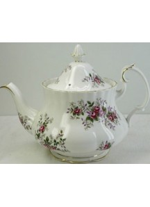 Royal Albert Rose Tea Pot