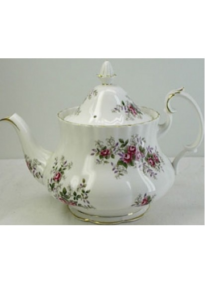 Royal Albert Rose Tea Pot