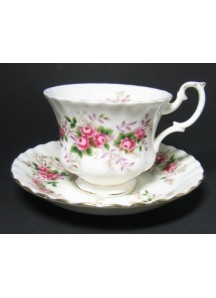 Royal Albert Cups & Saucers