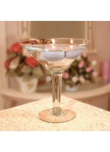Large Martini Centrepiece