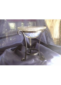 Small Black Vase Stand