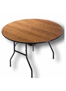 "48"" D. Tables (round) Seats up to 6"