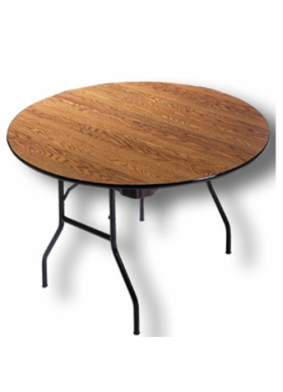 """48"""" D. Tables (round) Seats up to 6"""