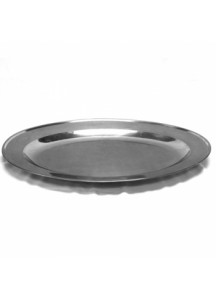 X-Larger Round (stainless steel)