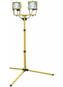 Tent Flood Light - Yellow