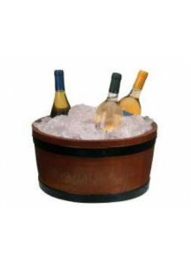 Wooden Ice Tub (Large)