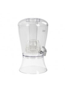 Beverage Dispenser - Clear