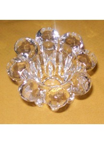 Candle Holders (single/crystal)