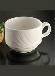 Cumulus Tea cup and saucer