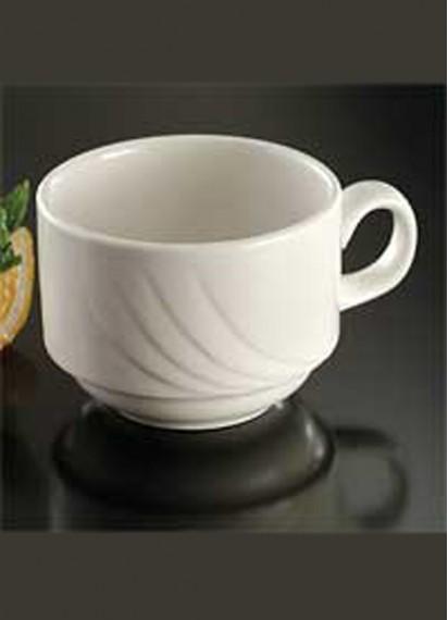 Cumulus Tea cup and saucer