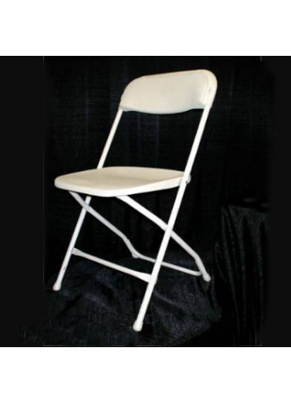 Folding Chairs ivory