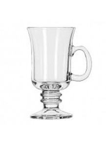 Glass Irish Coffee Mugs