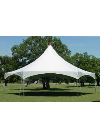 Party Tent 40' x 40' (Hexagon)
