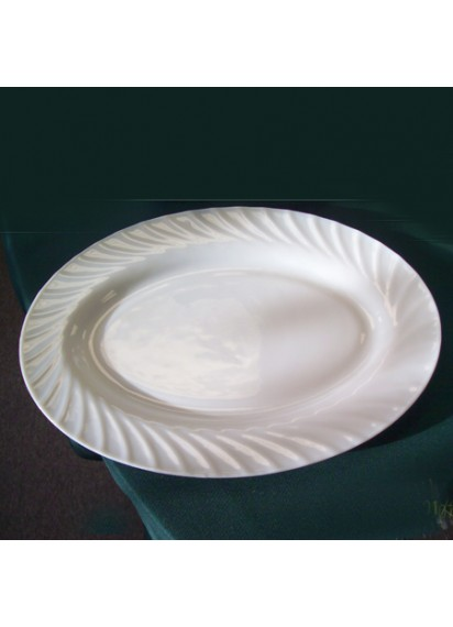 Arco Oval Platter 12""