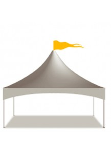 Party Tent 15' x 15'