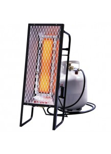Propane Heater Square Infra Red