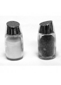 Salt & Pepper Set (plain)